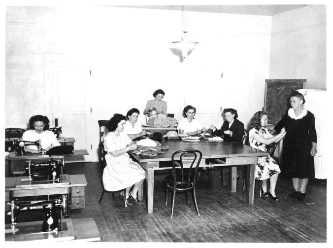 Home Ec 1948