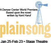 Plainsong at DCPA